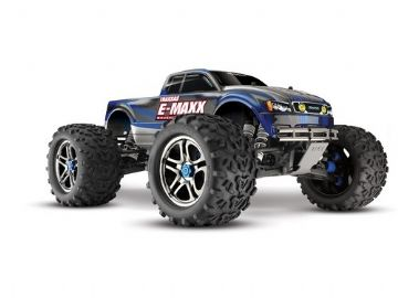 TRX-3908 Traxxas E-MAXX Brushless Edition TQi Premium 2.4ghz Monster Truck